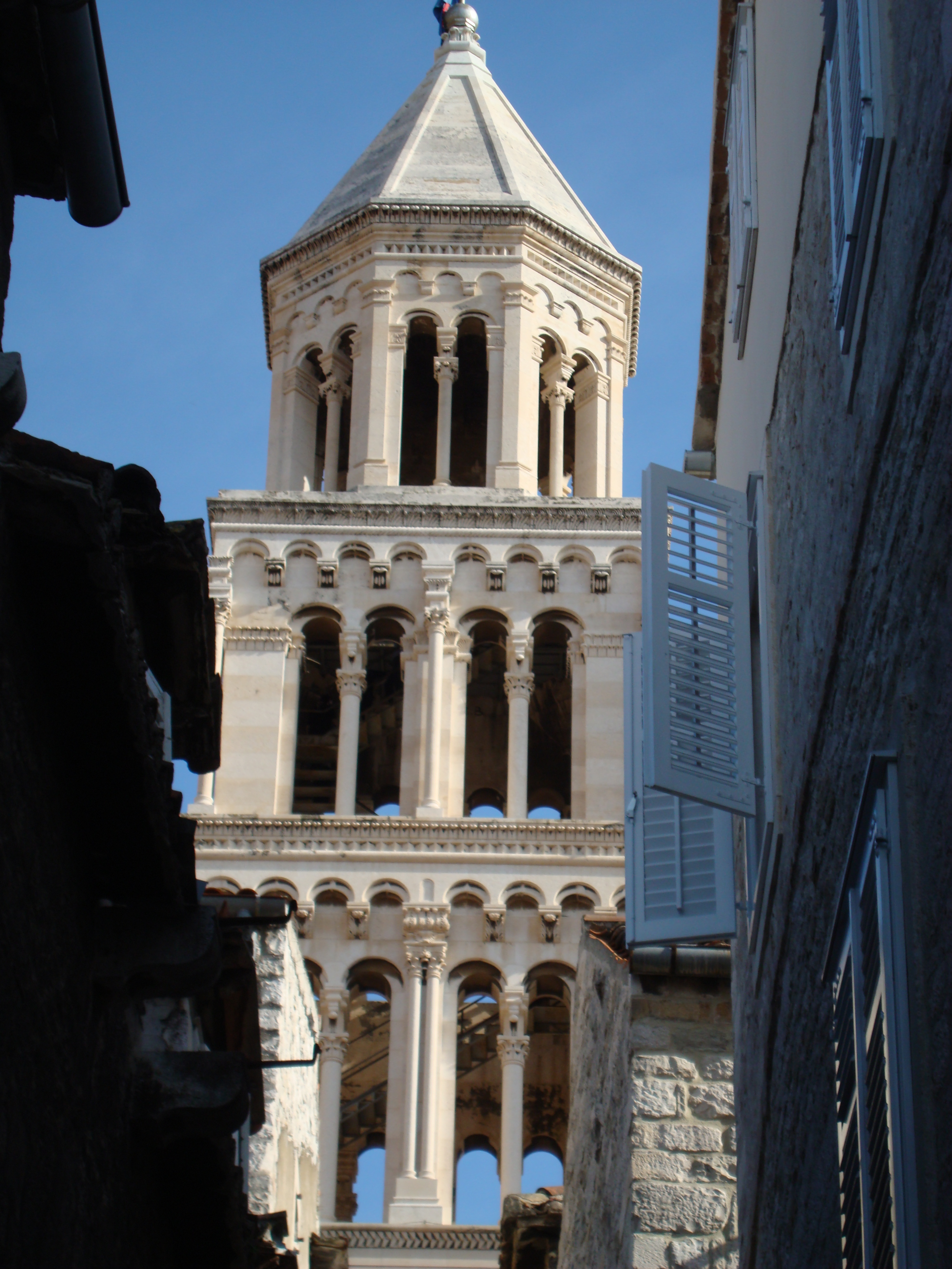 Cathedral Of Saint Domnius Globetrotting