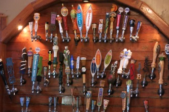 The taps!